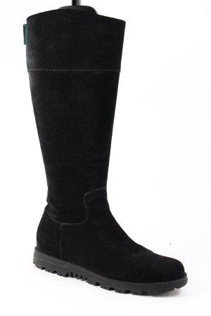 Gucci Stiefel schwarz schlichter Stil