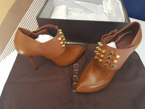 Gucci Low boot cognac