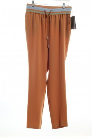 Gucci Stoffen broek veelkleurig straat-mode uitstraling