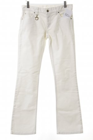 Gucci Straight-Leg Jeans creme Casual-Look