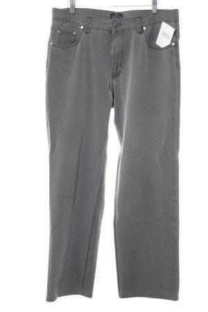 Gucci Straight-Leg Jeans grau Casual-Look