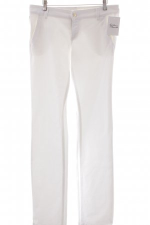 Gucci Straight Leg Jeans white casual look
