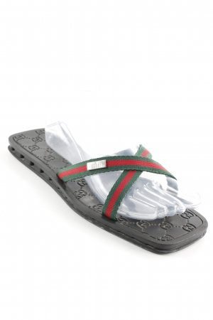 Gucci Sandalias de playa multicolor Estilo playero
