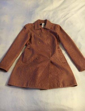 Gucci Straußenleder Mantel Damen- Größe 36