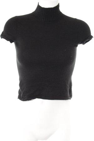 Gucci Stricktop schwarz klassischer Stil