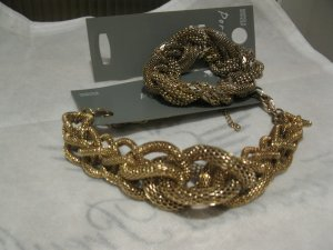 Gucci Style - neuer Schmuckset, UK, Marks & Spencer, ideales Geschenk