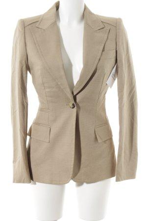 Gucci Sweatblazer beige Business-Look