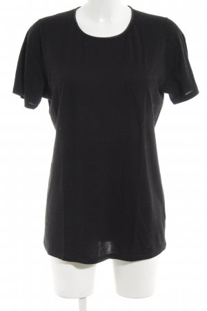 Gucci T-Shirt schwarz Casual-Look