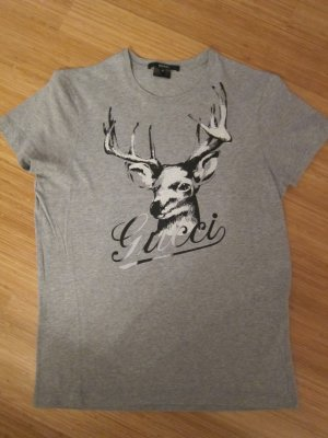 GUCCI T-Shirt, Gr. S/M