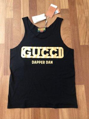 Gucci Camiseta estampada negro Algodón