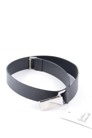 Gucci Taillengürtel schwarz minimalistischer Stil