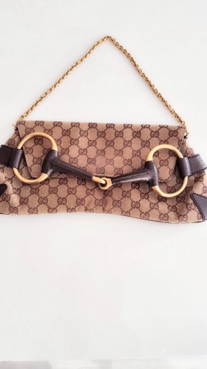 "GUCCI  Tasche ! 100% Original Monogram Medium ""Horse-Bit"" !!!"