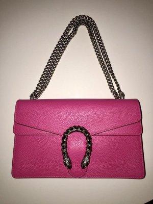 Gucci Bolsa de hombro rosa