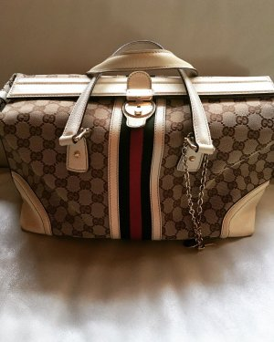 Gucci Borsetta color cammello-beige chiaro