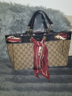 Gucci Handbag light brown-brown