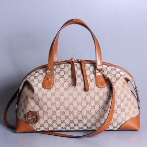 Gucci Handbag sand brown-brown