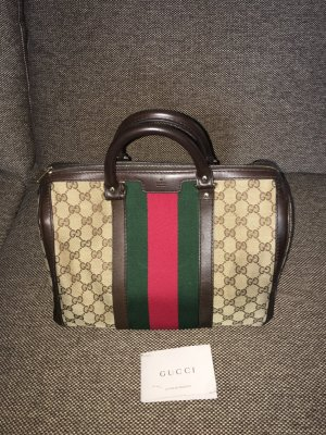 Gucci Tasche Canvas Boston