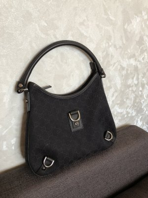 Gucci Tasche Hobo GG Canvas