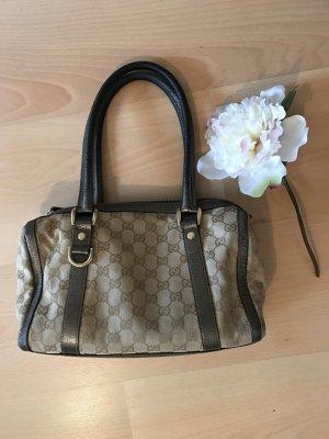 Gucci Tasche in Bronze mit GG Monogram