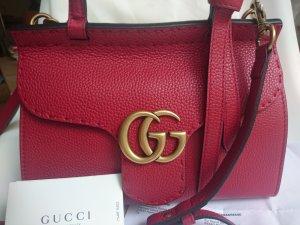 Gucci Tasche in rot, super Zustand !!!