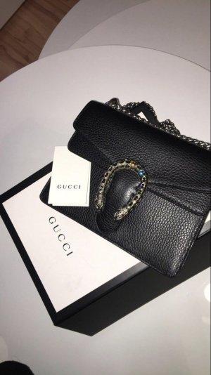 Gucci Borsetta mini nero Pelle