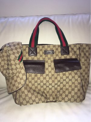 Gucci Tasche mit GG canvas