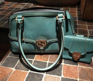 Gucci Tasche mit Portmonee