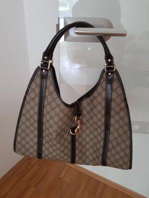 Gucci Handbag taupe-grey brown