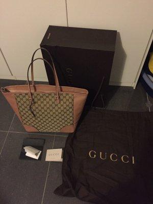 Gucci Tasche mit Reißverschluss