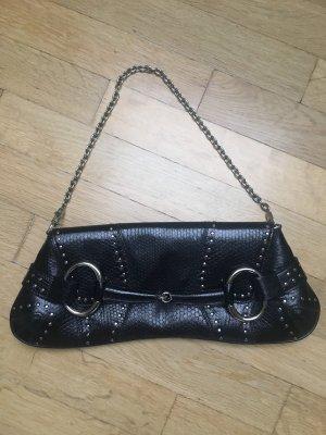 Gucci Tasche mit Trageriemen clutch braun