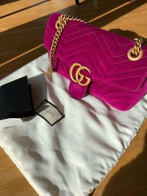 Gucci Bolso rosa-lila