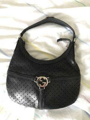 Gucci Tasche schwarz mit Logo