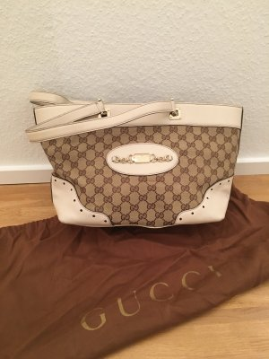 Gucci Carry Bag white-oatmeal