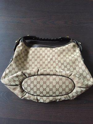 Gucci Tasche wie neu braun