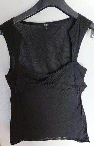 Gucci Haut basique noir coton