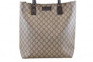 Gucci Tote Bag Brown