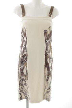 Gucci Trägerkleid mehrfarbig klassischer Stil