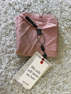 Gucci Tuch Schal Luxus Blogger Haarband Rosa Pink