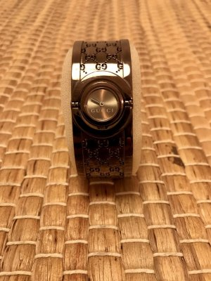 Gucci Watch Clasp brown