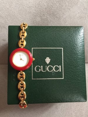 Gucci Self-Winding Watch gold-colored