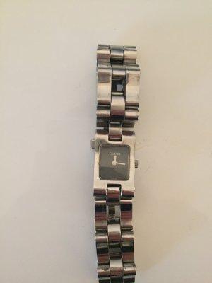 Gucci Uhr Silber für Damen