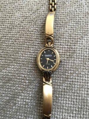 Gucci Uhr  Vintage Gold