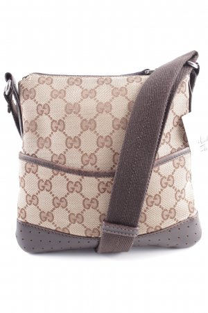 Gucci Gekruiste tas abstract patroon elegant