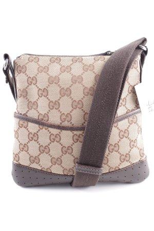 Gucci Umhängetasche abstraktes Muster Elegant