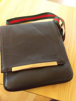 Gucci Crossbody bag black synthetic material