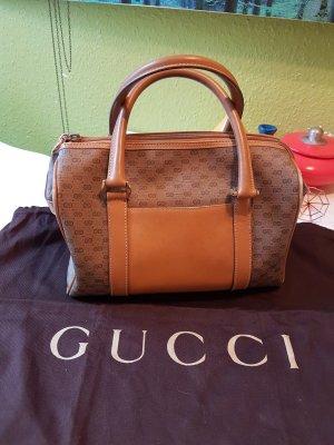 Gucci Vintage Bowling Bag