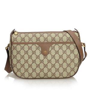 Gucci Vintage GG Crossbody Bag