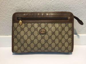 Gucci Satchel brown-beige