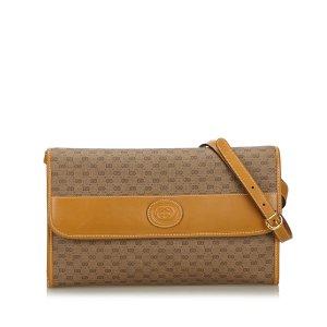 Gucci Vintage Microguccisima Crossbody Bag
