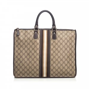 Gucci Bolso business marrón